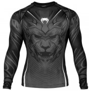 Рашгард Venum Bloody Roar L/S - Black/Grey
