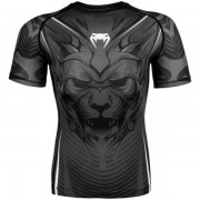 Рашгард Venum Bloody Roar S/S - Black/Grey