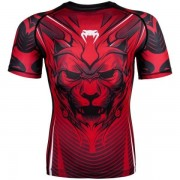 Рашгард Venum Bloody Roar S/S - Black/Red
