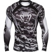 Рашгард Venum Camo Hero gray