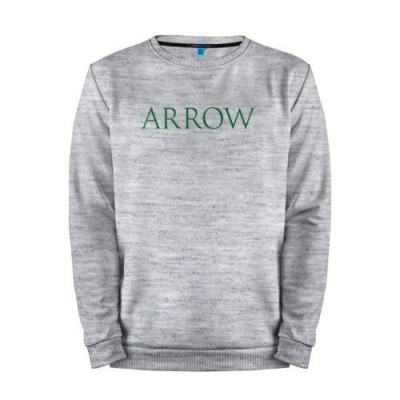 Мужской свитшот хлопок «Arrow» melange